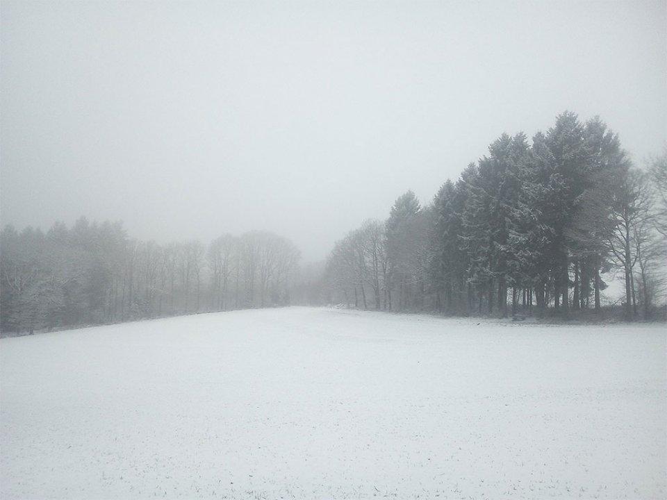 Ein Winterspaziergang