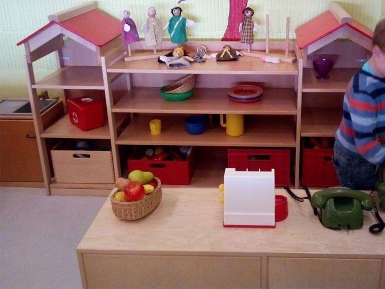 Ein Ganztagsplatz für Mini und Mama