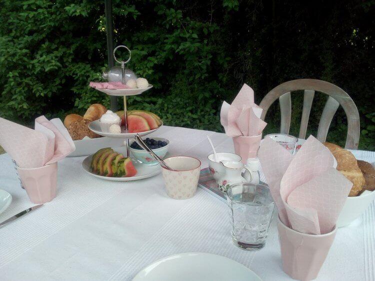 Mütterfrühstück für freiheitsliebende Mütter