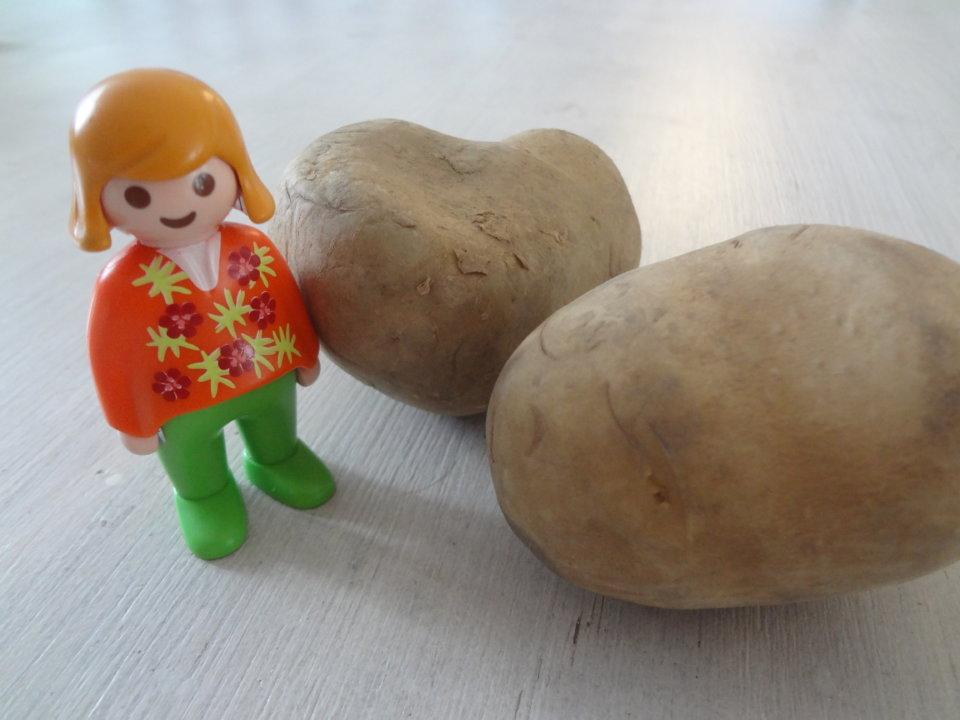 """""""Mama, du kleine Arschloch-Kartoffel!"""""""