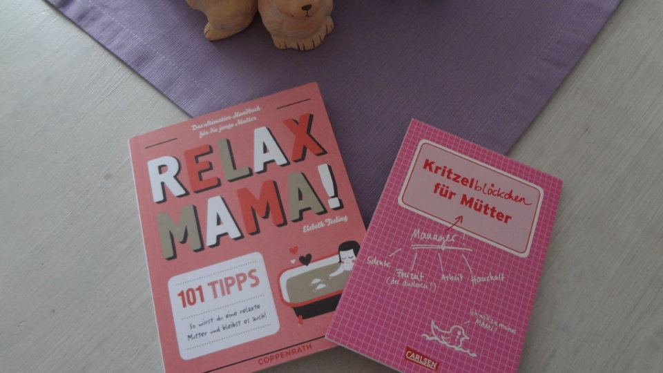 Zum Muttertag: Handbuch für gestresste Mütter