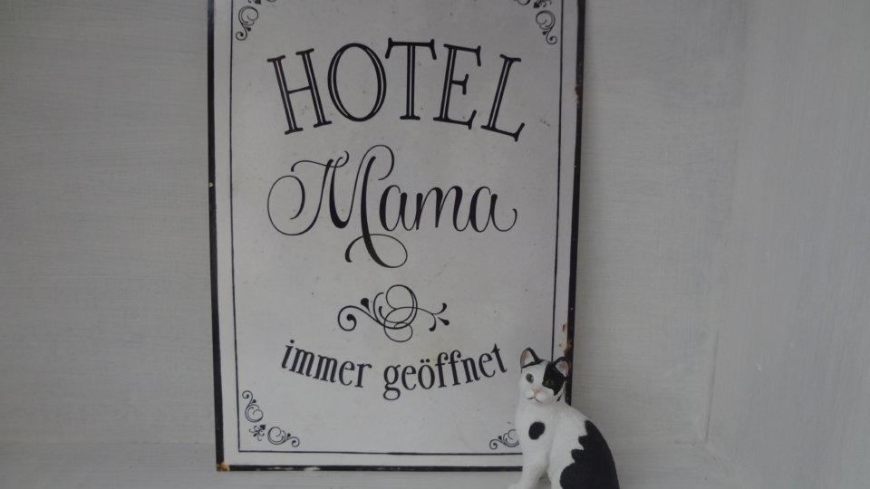 Hotel Mama – immer geöffnet?