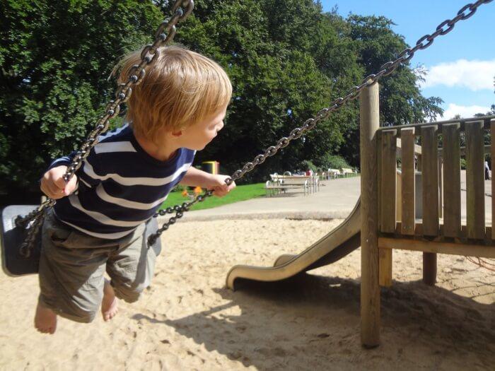 Der Tag, an dem Maxi endlich ein Kindergartenkind anschrie