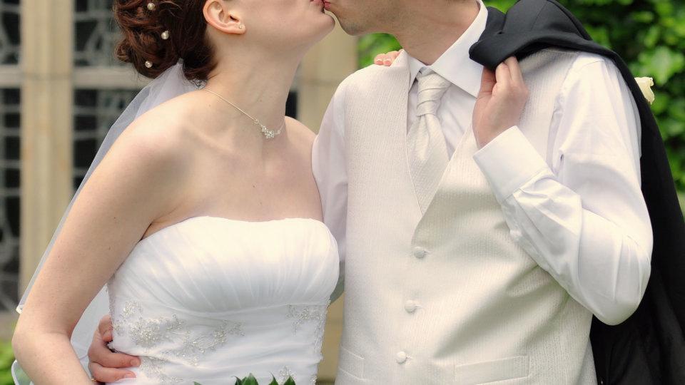 Im Juni feierten wir Hochzeitstag