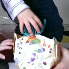 Grässliche Geschenke für Kinder entwenden?