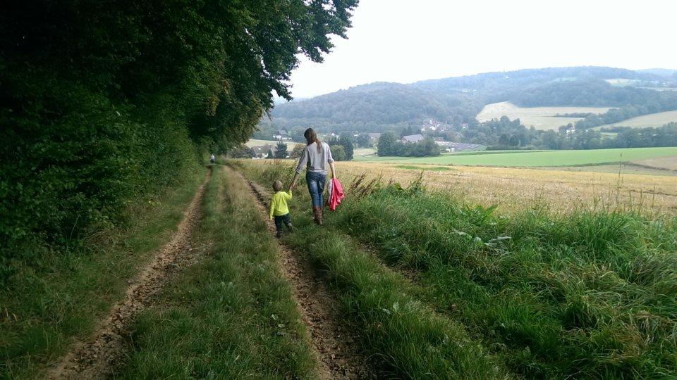 Nach zweieinhalb Jahren – Mein Kind ruft nach Mama