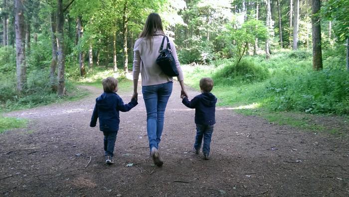 Will man als Mama jede Sekunde mit seinem Kind verbringen?
