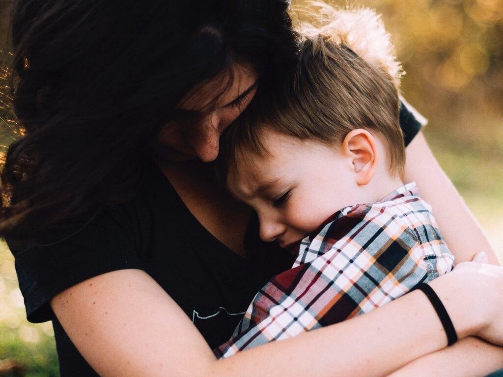 Mütterlich sein, indem wir uns und unseren Kindern die Grenzen unseres Mutterseins aufzeigen