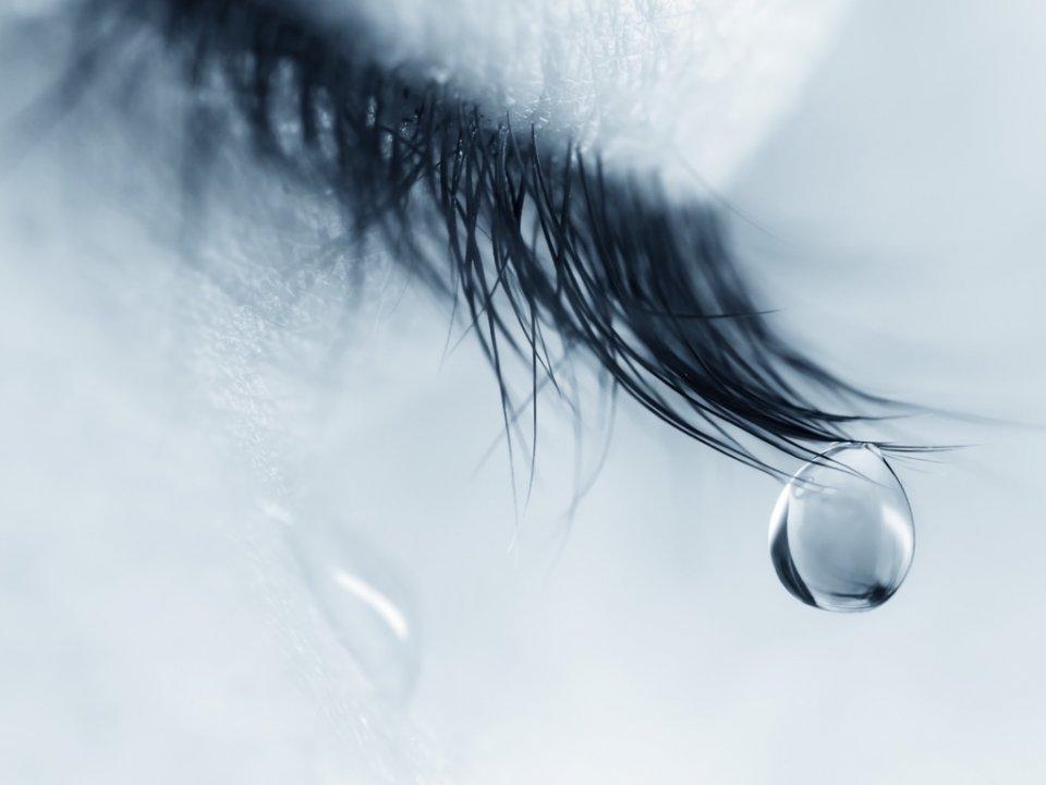 Tränen der Erinnerung
