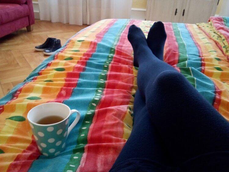 Kurzurlaub oder: Vom Druck, entspannen zu müssen